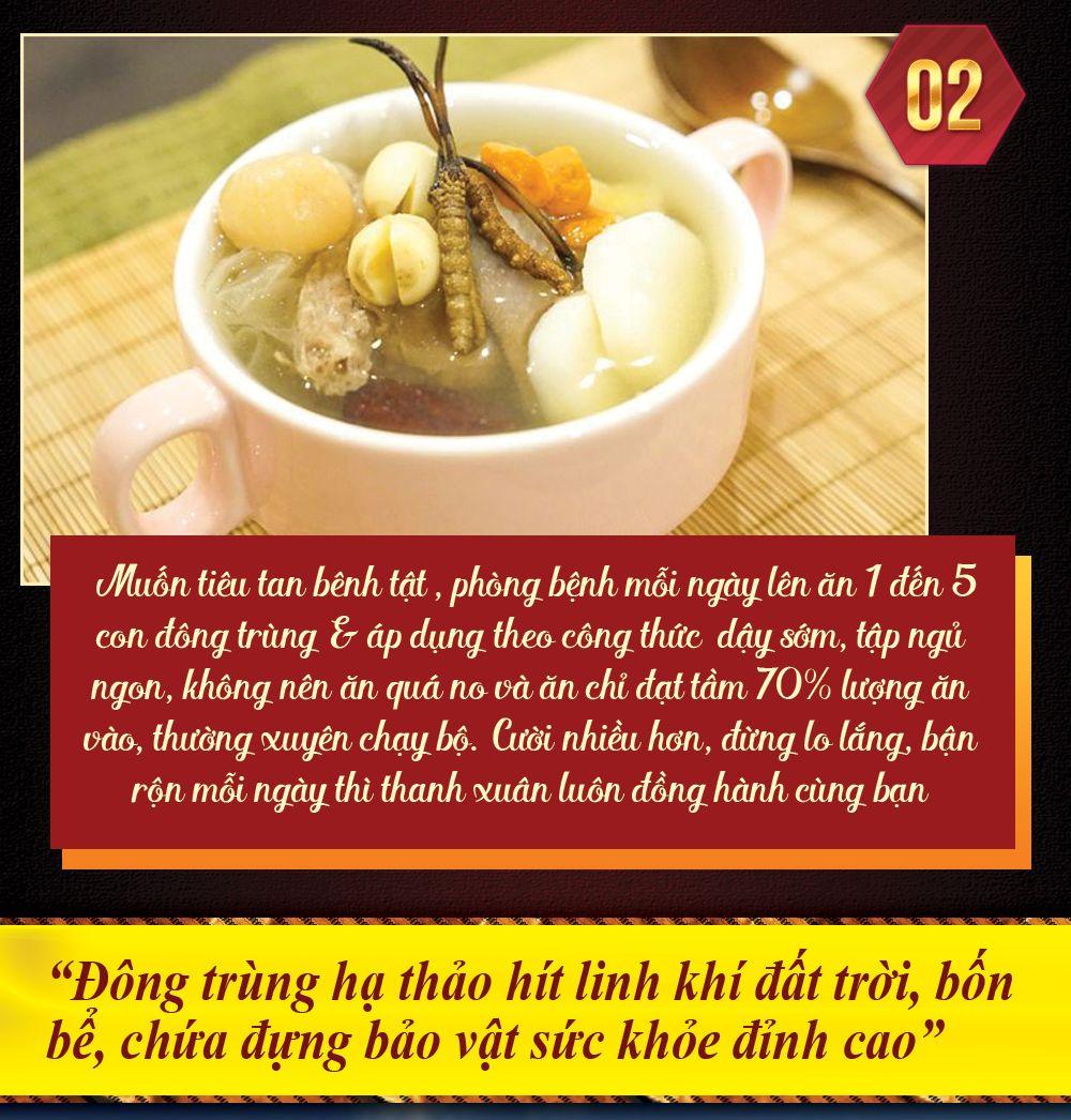 Đặc điểm của con đông trùng hạ thảo Tây Tạng
