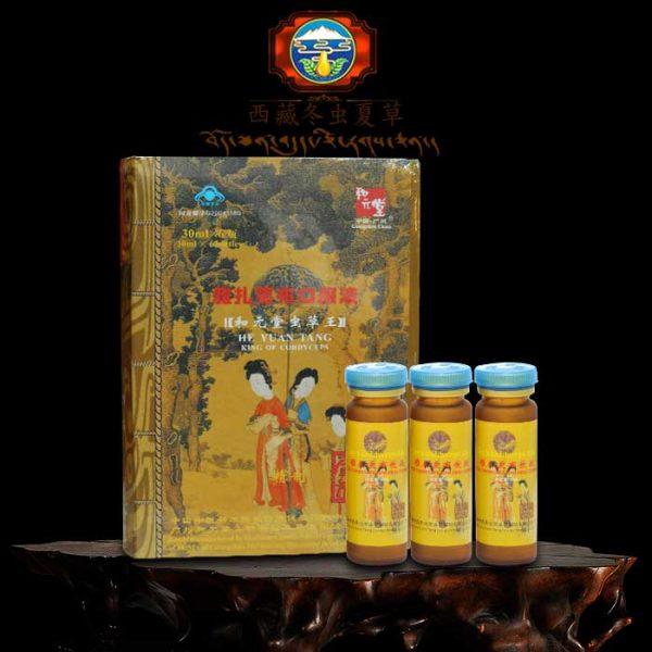 Đông trùng hạ thảo ba cô tiên dạng nước của Trung Quốc