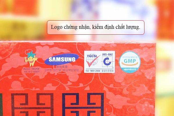 Logo nhà bảo trợ, đơn vị kiểm định chất lượng sản phẩm