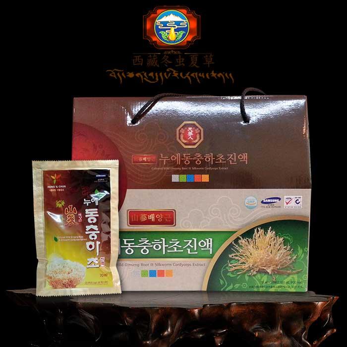 Tinh chất đông trùng hạ thảo của Hàn Quốc